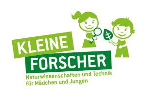 """Logo """"Haus der Kleinen Forscher"""""""